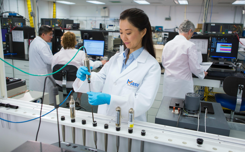 IRTD Equipment Calibration