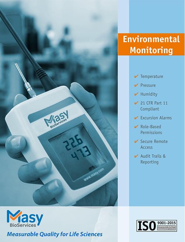 Environmental Monitoring Brochure