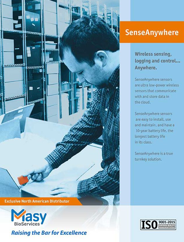 SenseAnywhere Product Brochure