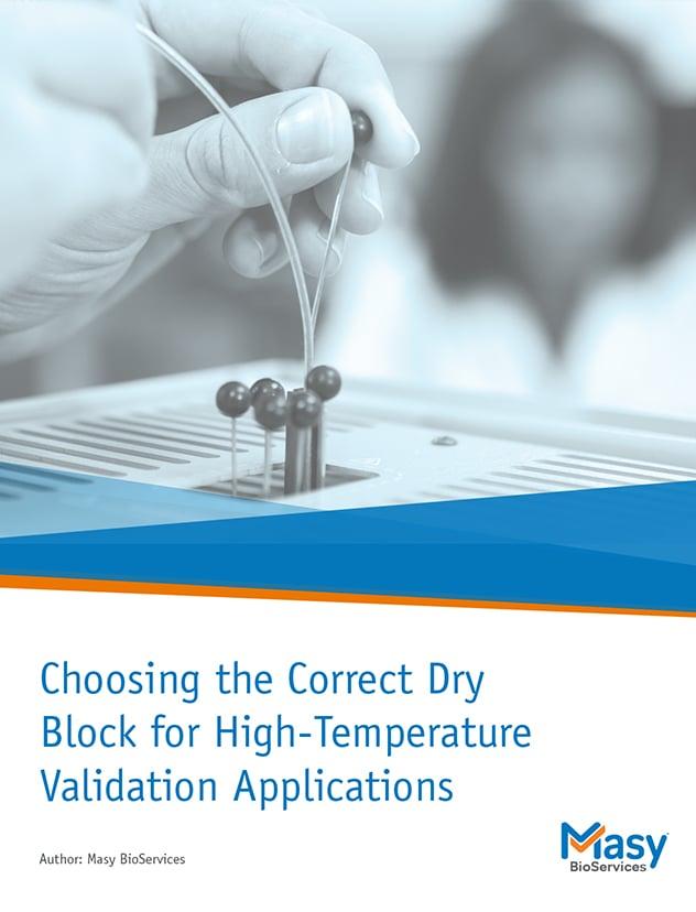 Whitepaper on dry blocks for thermal validation