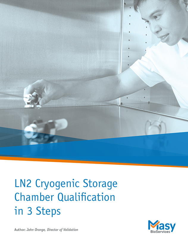 LN2 Cryo chamber qualification white paper