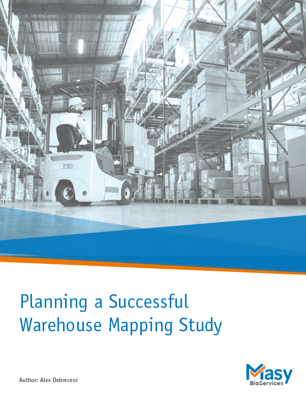 Warehouse Temperature Mapping Whitepaper