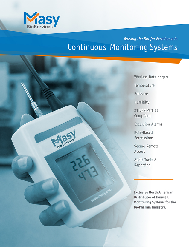 Hanwell Environmental Monitoring System Product Brochure